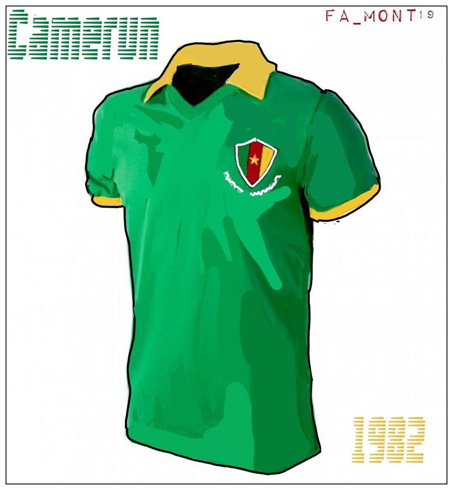 CAMERUN '82