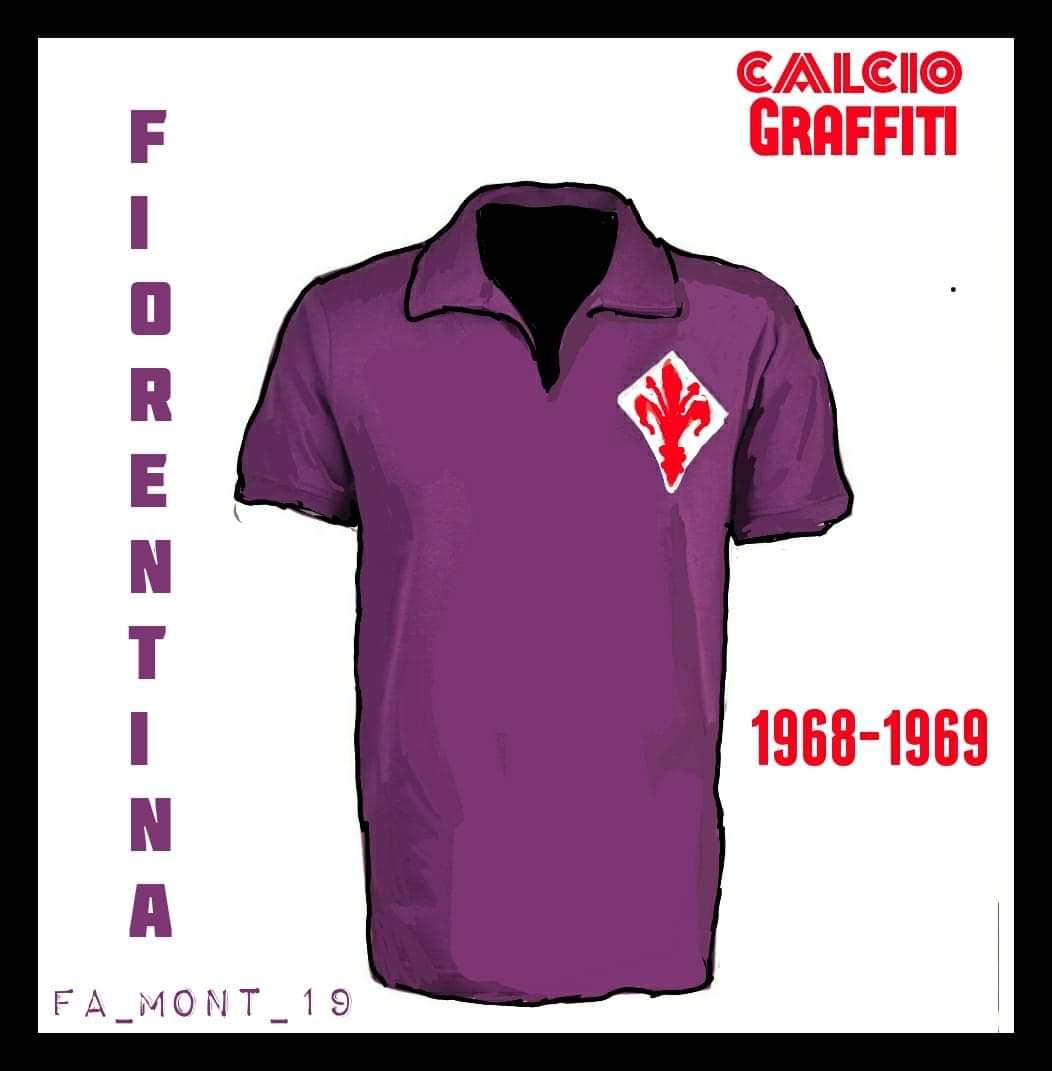 FIORENTINA 1968-1969