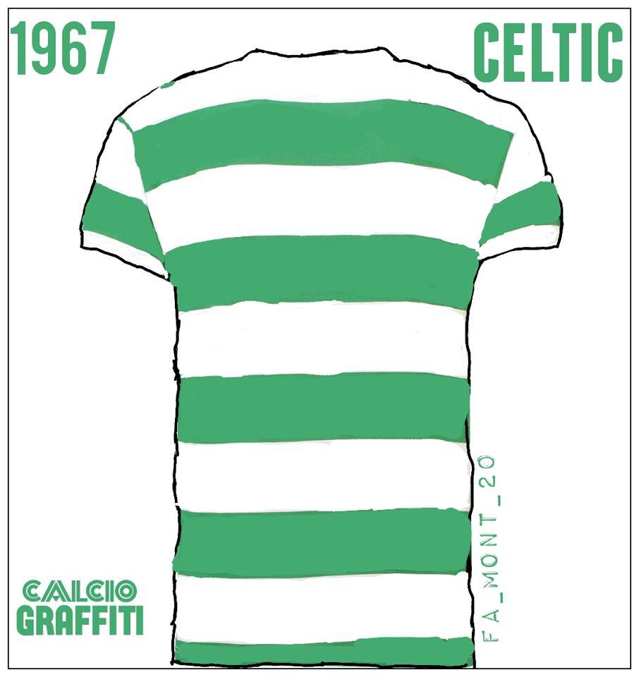 CELTIC 1966-1967