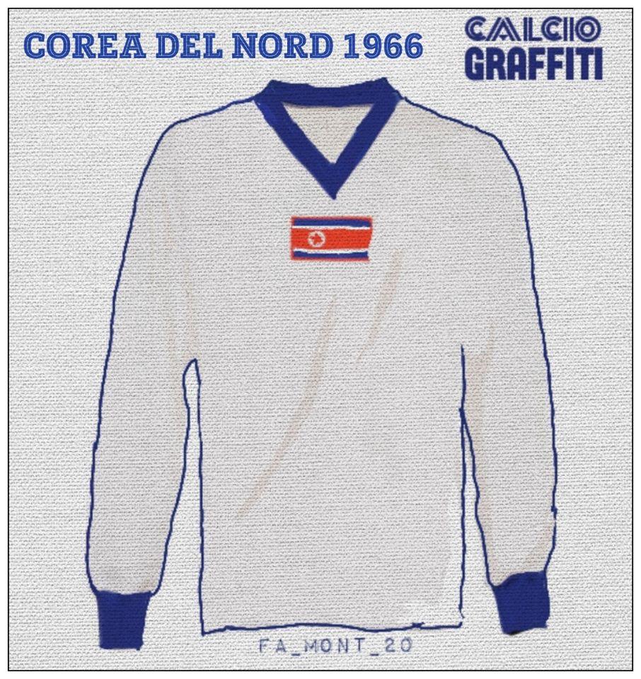 COREA DEL NORD 1966