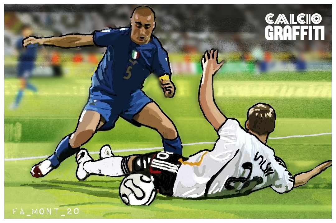 GERMANIA-ITALIA 0-2 D.T.S. SEMIFINALE MONDIALE 2006