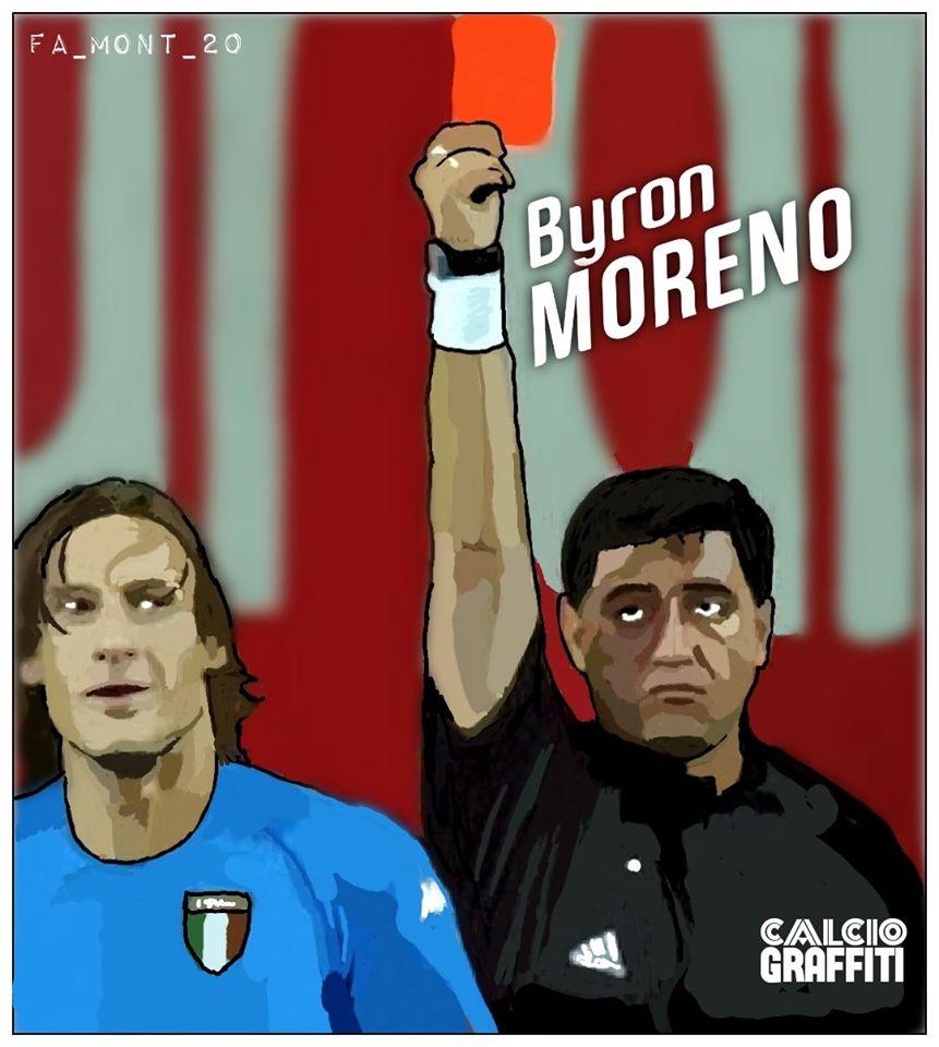 BYRON MORENO