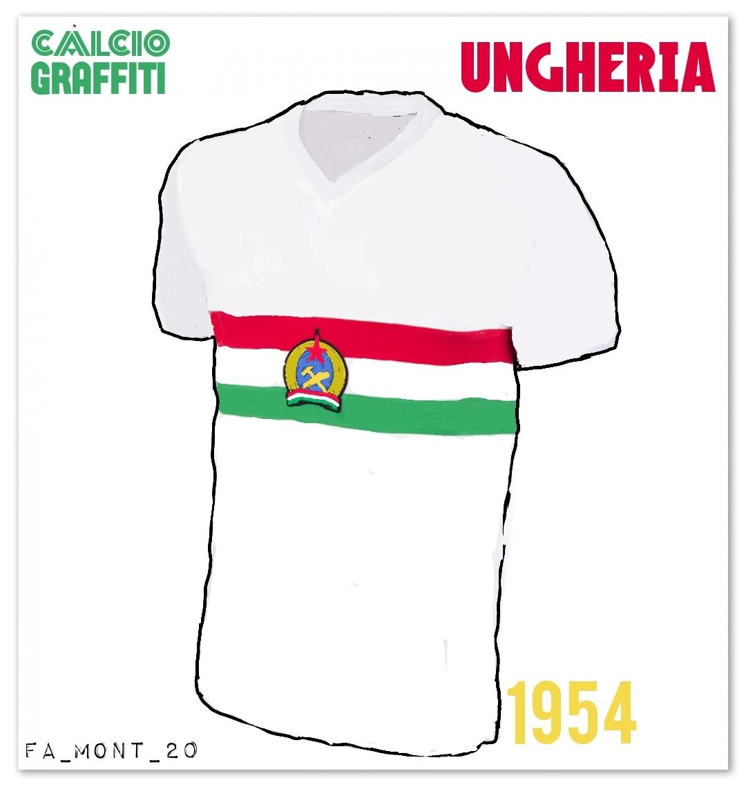 UNGHERIA 1954