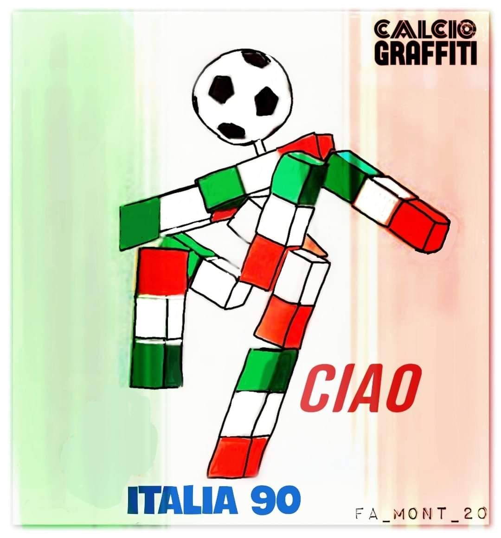 LA VERA STORIA DI CIAO, LA MASCOTTE DI ITALIA 90