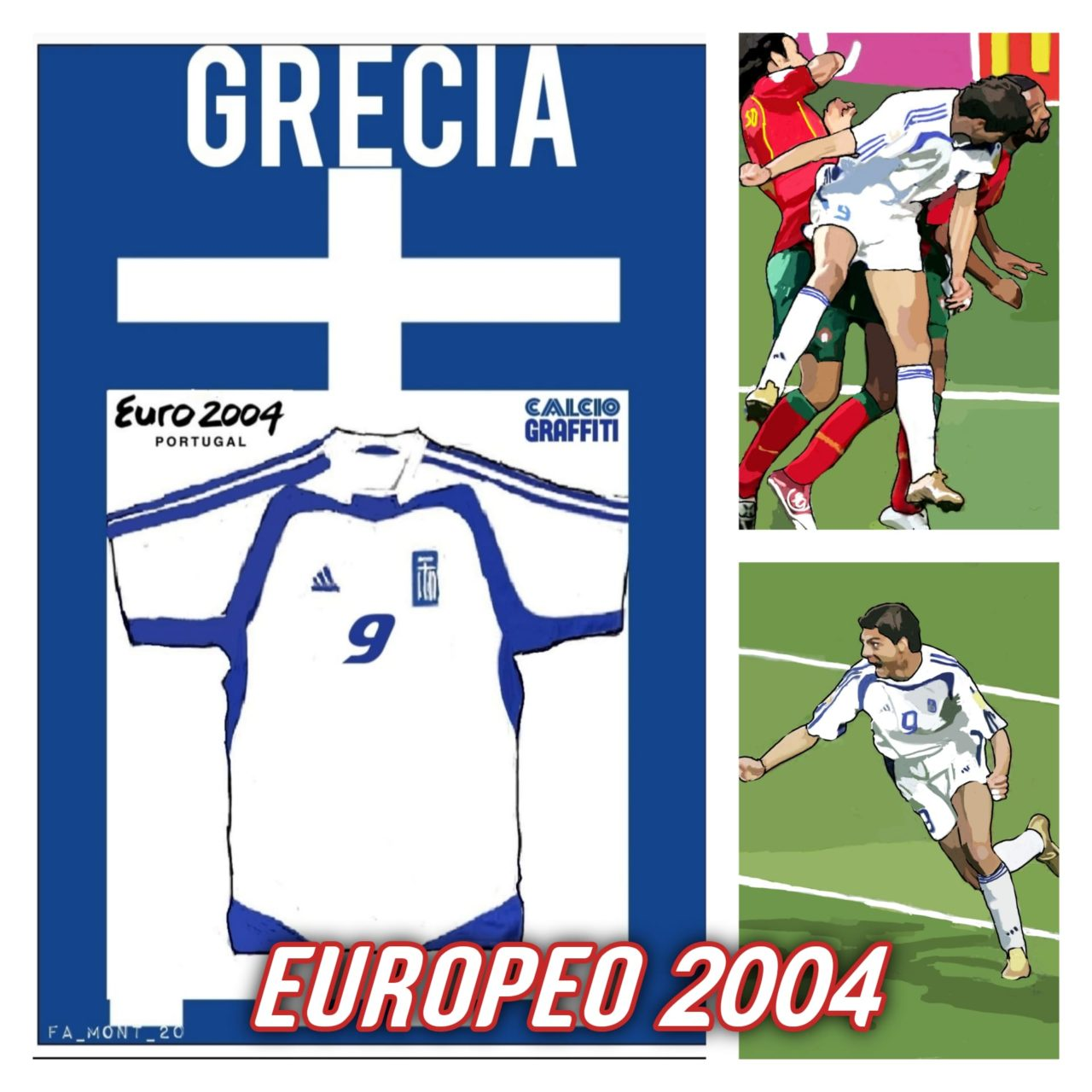 GRECIA 2004. LA FAVOLA EUROPEA