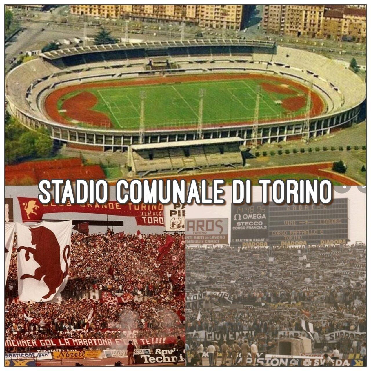STADIO COMUNALE DI TORINO