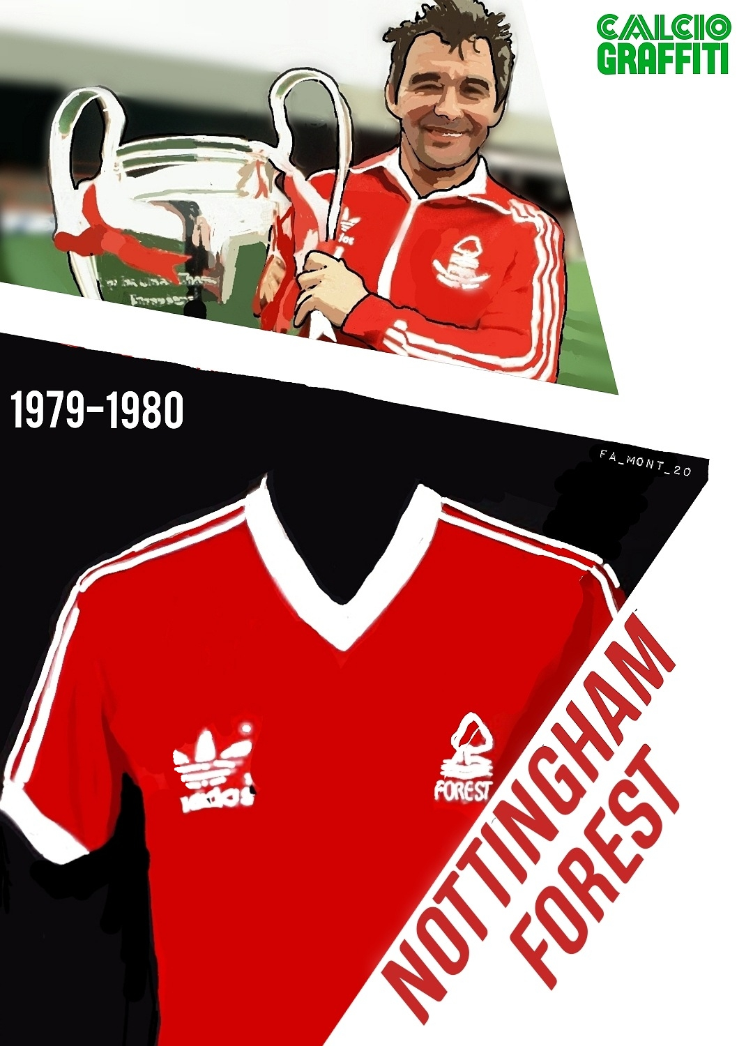 IL MIRACOLOSO NOTTINGHAM FOREST DI BRIAN CLOUGH