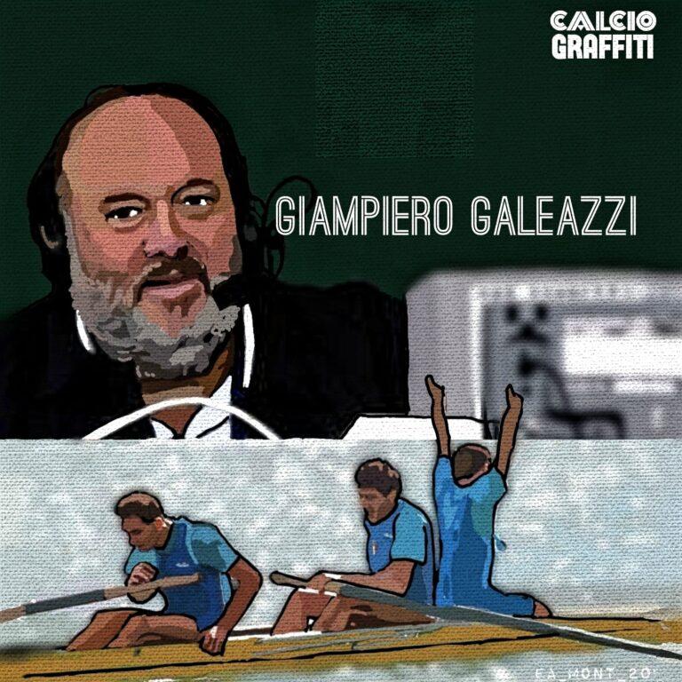 GIAMPIERO GALEAZZI E LA SUA PASSIONALITÀ